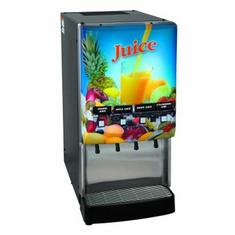Bunn Cold Beverage JuiceJdf-4S120V Lit W/Water, Model# 37300.0006