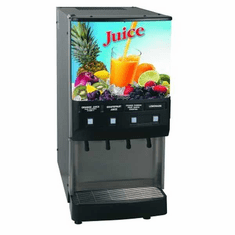 Bunn Cold Beverage JuiceJdf-4S120V Pushbutton, Model# 37300