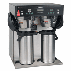 Bunn Infusion Series Brewwise Coffee Icb-Twin 120240V, Model# 37600.001