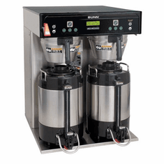 Bunn Infusion Series Brewwise CoffeeIcb-Twin 120/208 Sst (Set), Model# 37600.0002