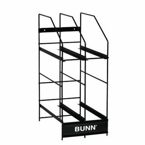 Bunn Multi-Hopper Grinder Hopper Rack Mhg 4 Position , Model# 36760.0001
