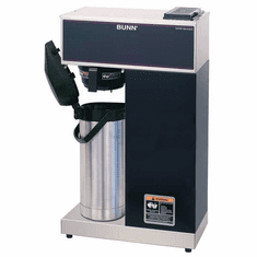 Bunn Pourover Thermal Brewers Vpr-Aps Blk Wairpot, Model# 33200.0014