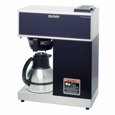 Bunn Pourover Thermal BrewersVprBlack Tc, Model# 33200.0011