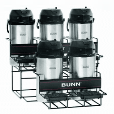 Bunn Rack Assy,Univ-5 Apr-2 L/3U, Model# 35728.0004