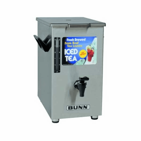 Bunn Sq Servingholding Iced Tea & Coffee  , Model# 3250.0003