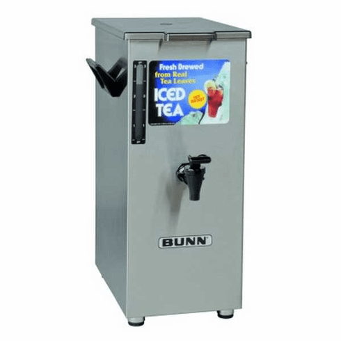 Bunn Sq Servingholding Iced Tea & Coffee  , Model# 3250.0004