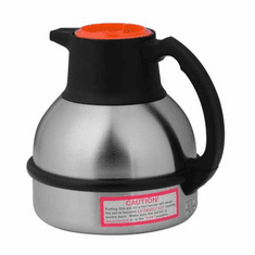 Bunn Thermal Carafe,Orn 1.85L 1Pk, Model# 36252.0001