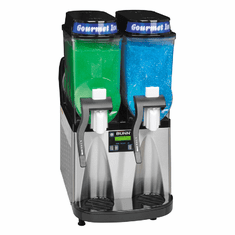 Bunn Ultra� Frozen Beverage System With 2 HoppersUltra-2 Hp120VBlackSsExtended Handle34000-0081, Model# 34000.0081