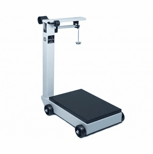 Cardinal Detecto 854F Mechanical Portable Scale With PlatformNtep Legal-For-Trade, Model# 854F100P