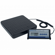 Cardinal Detecto Battery Powered Receiving Scale, Model# DR400