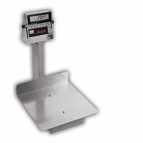 Cardinal Detecto Bench Scale Digital 400 Lb X 2 Lb, Model# 7045G