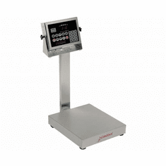 Cardinal Detecto Bench Scale Splash Proof Legal, Model# EB-15-210