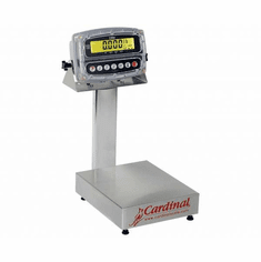 Cardinal Detecto Bench Scale Splash Proof Legal, Model# EB-30-190