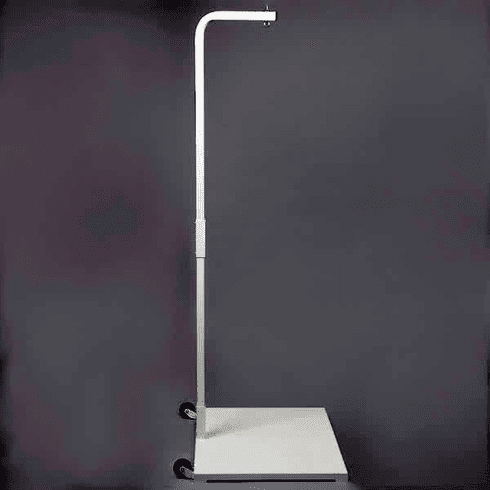 Cardinal Detecto Portable Stand W/ Wheels for Hanging Scales Model HS-STAND