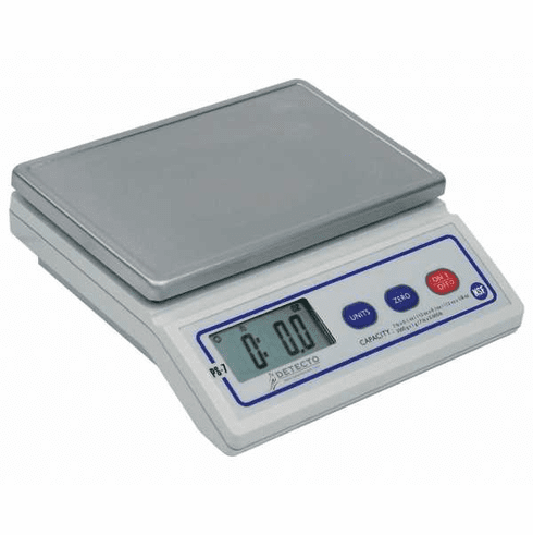 Cardinal Detecto Portion Control Scale Nsf 7 Lb X 1 Oz, Model# PS7