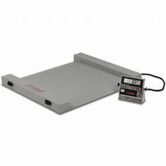 Cardinal Detecto Run-A-Weigh Portable Floor Scale, Model# RW-500