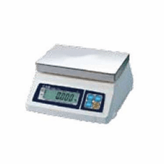 Cas Portable Water Resistant Portion Control Scale, Model# asw-50wr