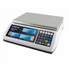 Cas Scales-Lcd Displaycomprice Computingprinting, Model# a2jr-60l