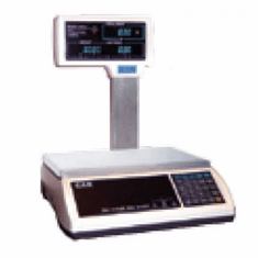 Cas Scales Wlcd Polecomprice Computingprinting , Model# a2jr-60lp