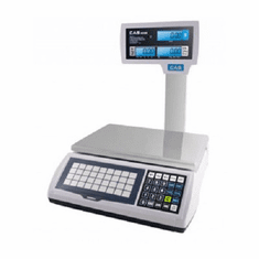 Cas Scales Wlcd Polecomprice Computingprinting, Model# a2jr-60lp