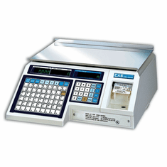 Cas Scalesprice Computing & Label Printing Scales, Model# alp1-30