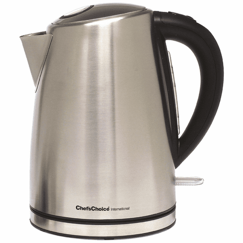 Chef'Schoice® M681 International Cordless Electric Kettle, Model# 6810001