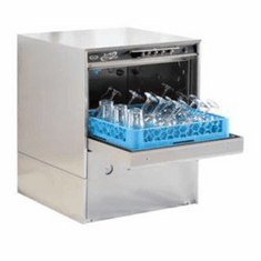 CMA Energy Mizer Glass Washer Undercounter 20 Rkshr, Model# L-1C