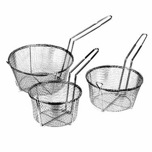 "Crestware 14"" Wire Fry Basket, Model# WFB14"