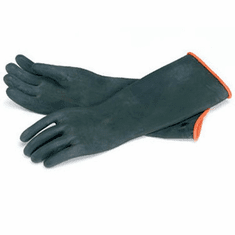 "Crestware 18"" Rubber Industrial Gloves, Model# BNG"