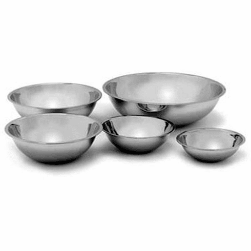 Crestware 8 Qt S/S Mixing Bowl, Model# MB08