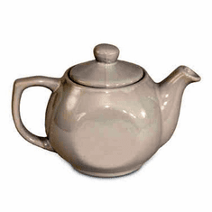 Crestware Alpine White 14 Oz Teapot, Model# AL74