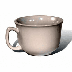 Crestware Alpine White 24 Oz Mug, Model# AL24