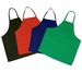 Crestware Bib Apron 2 Pocket - Red, Model# BAR