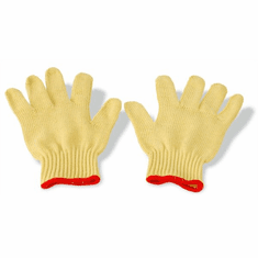Crestware Cut Resistant Glove - Medium 2 Pk, Model# CRGM
