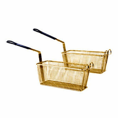 Crestware Deep Fry Basket 12 1/8 X 6 5/16, Model# DFB12