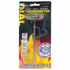 Crestware Dial Candy Deep Fry Thermometer, Model# TRMDCF400