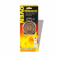 Crestware Oven Thermometer Large Face, Model# TRMT663SH