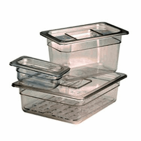 "Crestware Pc Food Pan Sixth X 6"", Model# FP66"
