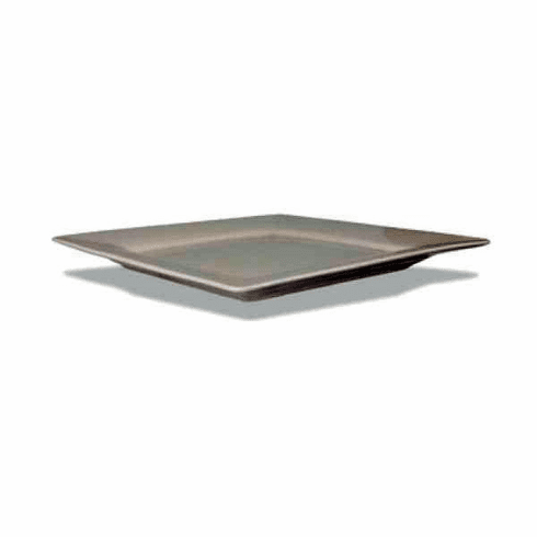 "Crestware Quattro 12"" Square Plate, Model# QUA49"