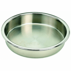 Crestware Round Inset Pan For Chaelr, Model# CHAELRIP