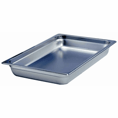 "Crestware Saf-T-Stak Half X 2 1/2"" Pan, Model# 2122"