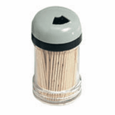 Crestware Shaker Toothpick Dispenser, Model# CTDSH