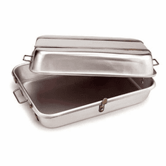 Crestware Strapped Roast Pan 18 X 26 X 4 1/2, Model# SRP