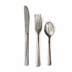 Crestware Windsor Med Dinner Fork/Dz, Model# WIN316