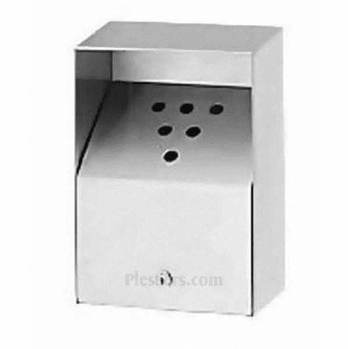 Crown Verity Butt Out Ashtray 9X12X5, Model# CV-AT-002