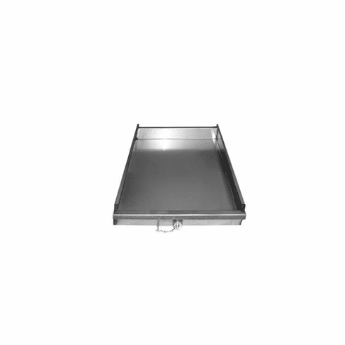 Crown Verity Grease Water Tray For Mcb-30, Model# Z-8025