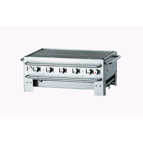 """Crown Verity Portable/Stacking Grill 36"""", Model# CV-PCB-36"""
