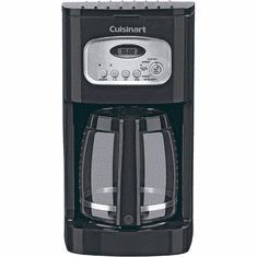 Cuisinart 12-Cup Programmable Coffeemaker (Black), Model# DCC-1100BK