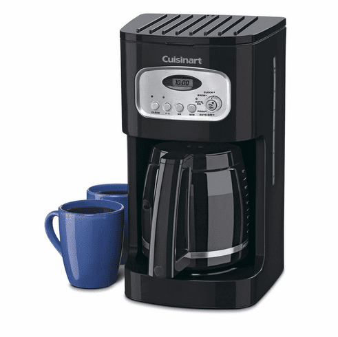 Cuisinart® 12 Cup Programmable Coffeemaker, Model# DCC-1100