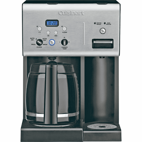 Cuisinart 12-Cup Programmable Coffeemaker With Hot Water System, Model# CHW-12